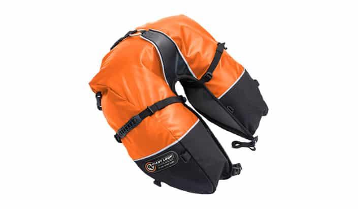 Coyote Saddlebag™ i orange