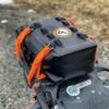 Revelstoke Dry Bag på tail-rack